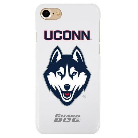 UConn Huskies Case for iPhone 7/8 - White NCAA
