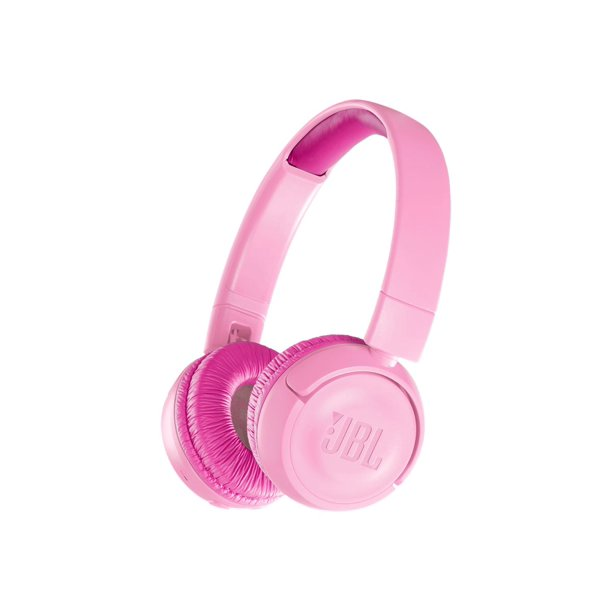 Kids On Dar Bluetooth Headphones With Single Side Flat Cable And Reduced Volume For Safe Listening Walmart Com Walmart Com