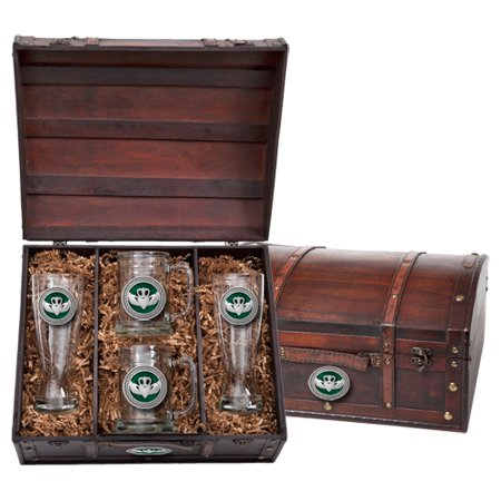 Claddagh Beer Chest Set (Bear Chess Set)