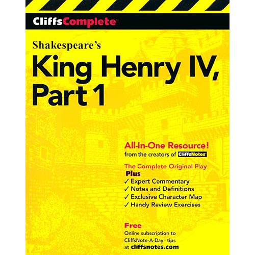king henry iv part one King henry iv, part 1 has 20,651 ratings and 796 reviews bill said: i have read this play many times, and--although shakespeare always shows me somethi.