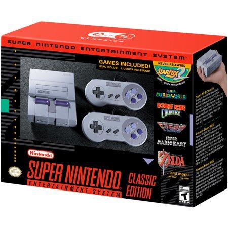 Nintendo Super NES Classic - image 4 de 5