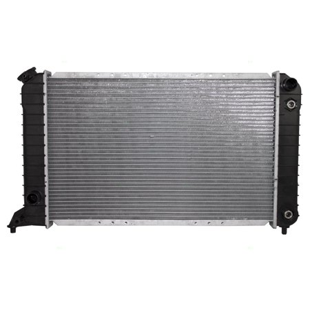 Radiator Assembly Replacement for Chevrolet GMC Isuzu Pickup Truck 8-89040-307-0 - Isuzu Truck Radiator