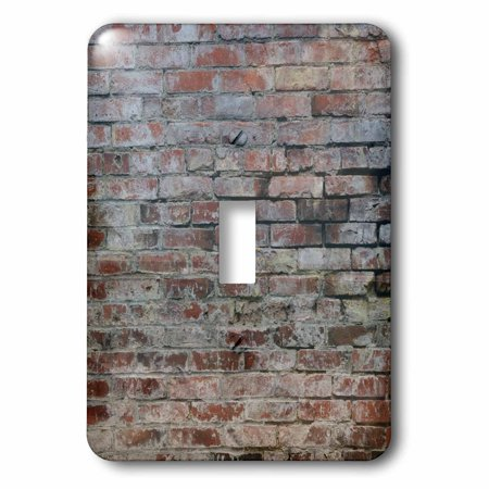 3dRose Brick Wall, 2 Plug Outlet Cover