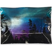 Angelstar Northern Lights Rectangle Plate