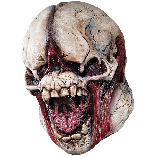 Monster Skull Mask Adult Halloween Accessory