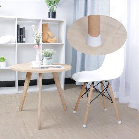 "Rubber Leg Cap Tip Cup Feet Cover 25mm 1"" Inner Dia 40pcs for Furniture Desk - image 2 de 7"