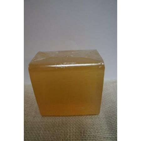 1lb Hemp Oil (all natural) Glycerin Melt and Pour Soap - Hemp Oil Soap