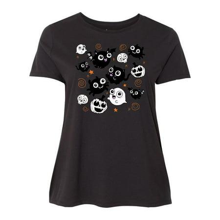 OMG Halloween Women's Plus Size T-Shirt