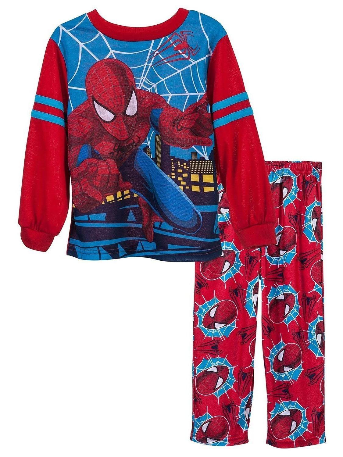 The Amazing Spiderman 2 Pajama Set