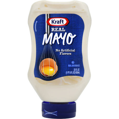 Kraft Mayo Real Mayonnaise, 22 oz
