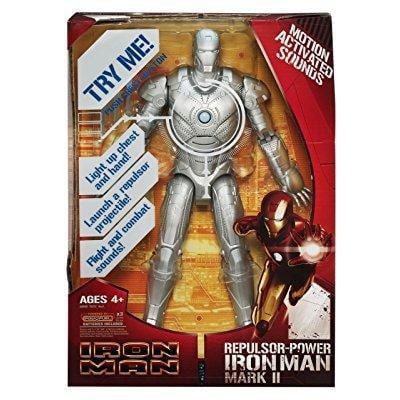 repulsor-power iron man mark ii by marvel