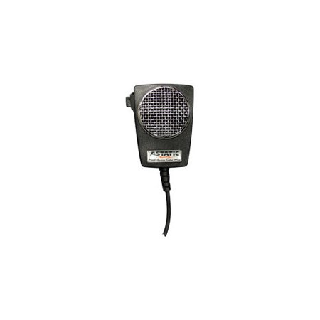 ASTATIC 302-10005 CB Power Mic,Ceramic Power Mic,4