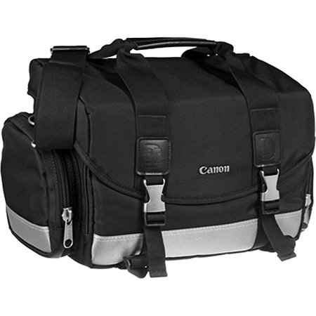 Canon Digital SLR Gadget Bag Model #100DG, (Compatible with Rebel XS, Xsi, T1i, T2i, 5D, 50D, 60D, 7D (Canon Rebel Xt Case)