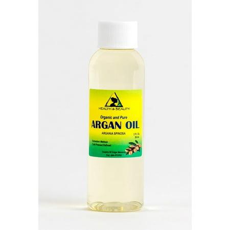 ARGAN OIL REFINED ORGANIC MOROCCAN COLD PRESSED PREMIUM HAIR OIL 100% PURE 2