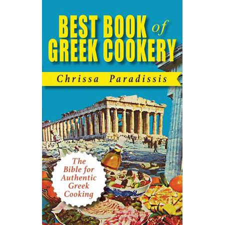 Best Book of Greek Cookery (The Best Of Greece)