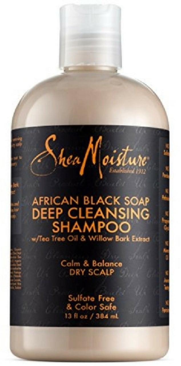 shea soap moisture shampoo african walmart