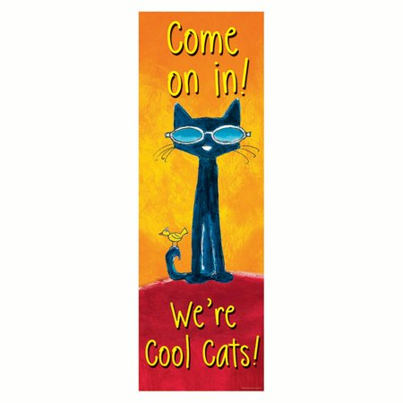 Pete The Cat Welcome Banner