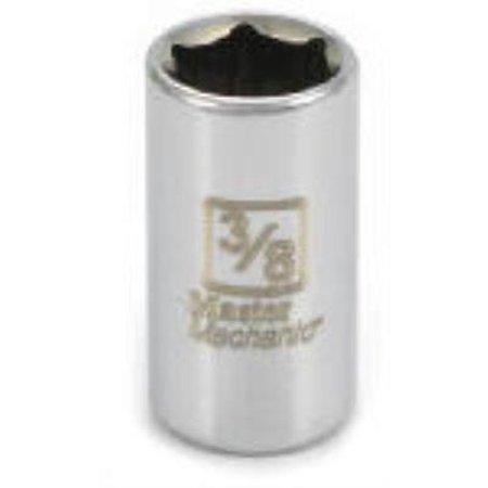 Danaher Tool Group Asia Master Mechanic 1 4  Drive 3 8  6 Point Socket 10Pk