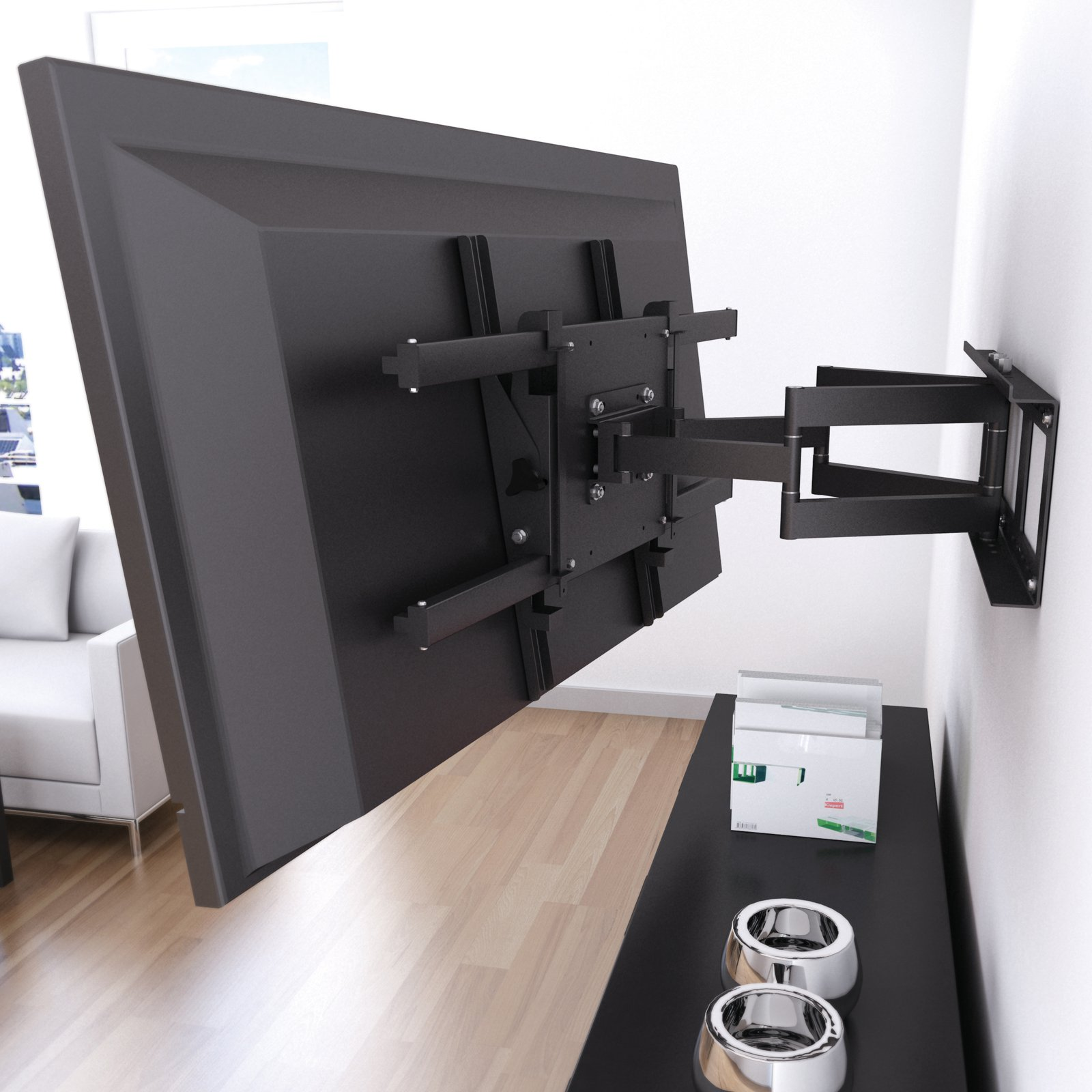 Sonax PM-2230 TV Motion Wall Mount for 32 90 in. TVs by SONAX