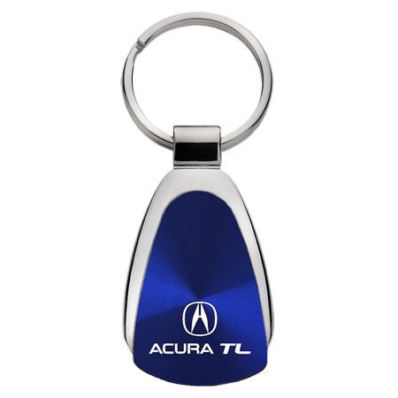 Au-TOMOTIVE GOLD Acura TL Blue Teardrop Key Fob