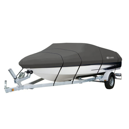 Boston Whaler Boat Cover - Classic Accessories StormPro Boat Storage Cover