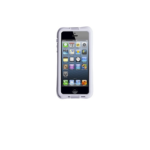 aXtion Go, Rugged Water-resistant Case with Air Cushion Design for iphone 5 (White)