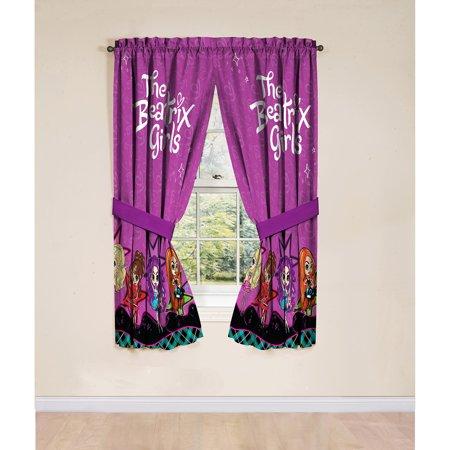 beatrix girls kids bedroom curtains