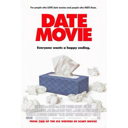 Date Movie POSTER Movie (27x40) (Disneyland Halloween Dates)