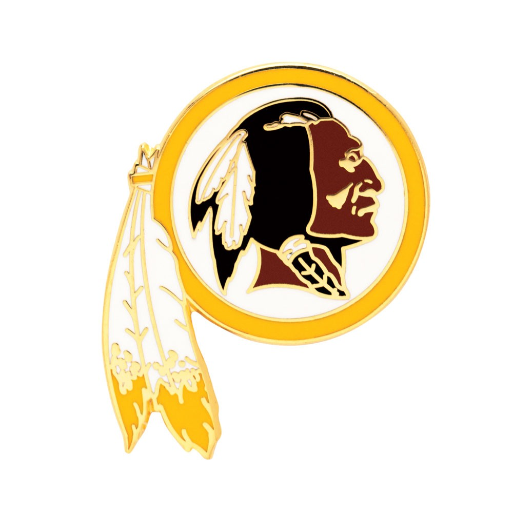 Washington Redskins Official NFL 1 inch  Lapel Pin by Wincraft