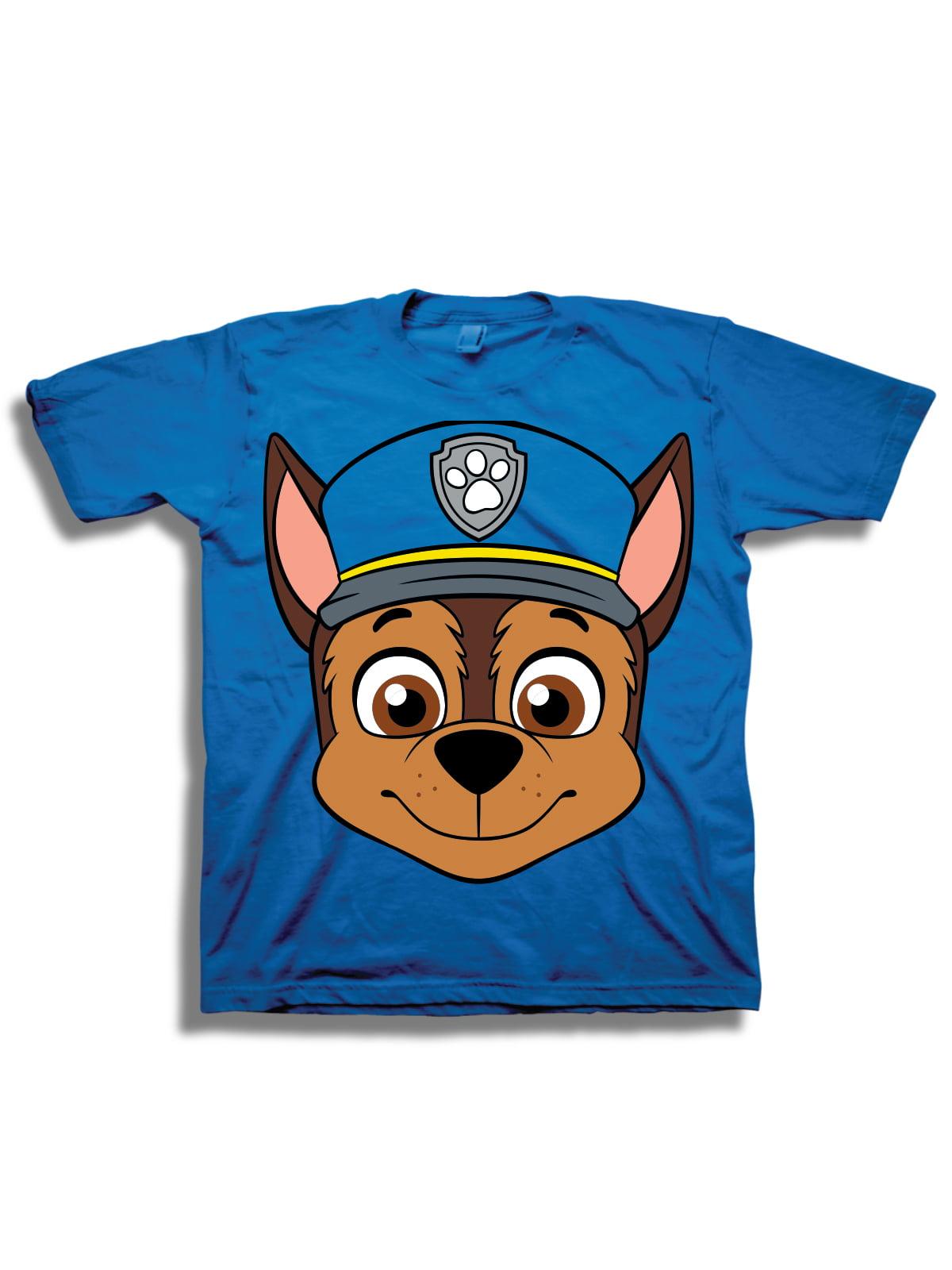 Paw Patrol Chase Short Sleeve Shirt (Toddler Boys )