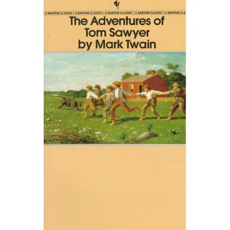 Adventures of Tom Sawyer by
