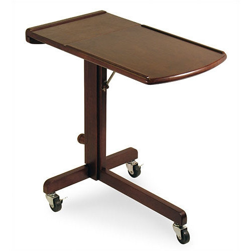 Winsome Adjustable Laptop Cart