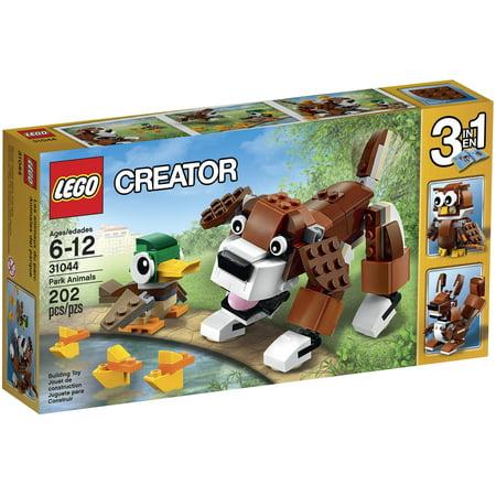 LEGO Creator Park Animals, 31044 ()