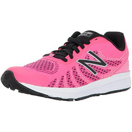 205984febb14a All Girls Shoes - New Balance Girls' Rush V3 Road Running Shoe, Pink ...
