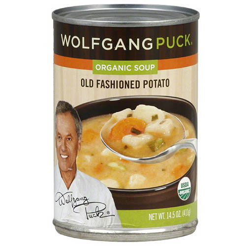 Wolfgang Puck Old-Fashioned Potato Organic Soup, 14.5 oz (Pack of 12)