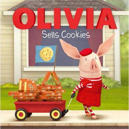 OLIVIA Sells Cookies - eBook