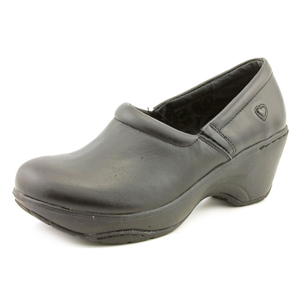 Nurse Mates Bryar Round Toe Leather Nursing & Medical Shoe by Nurse Mates