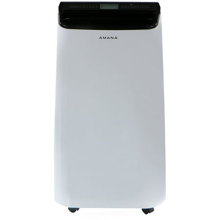 Amana 12000 BTU Portable Air Conditioner with Remote Control in White