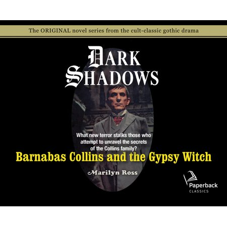 Barnabas Collins and the Gypsy Witch (Library Edition) Gypsy Witch Deck