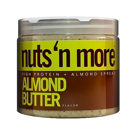Nuts 'N More Almond Butter, 16 Oz (Best Nut Butter For Keto)