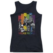 The Village People Equalizer Juniors Tank Top Shirt