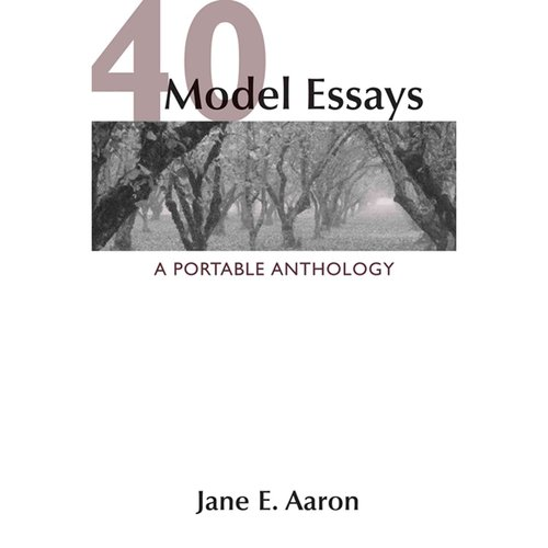 50 essays a portable anthology 4th edition list of essays Find 9781457638992 50 essays : a portable anthology 4th edition by cohen at over 30 bookstores buy, rent or sell.