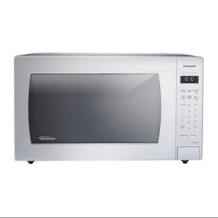 Panasonic 2.2 Cu. Ft. Microwave Oven - White