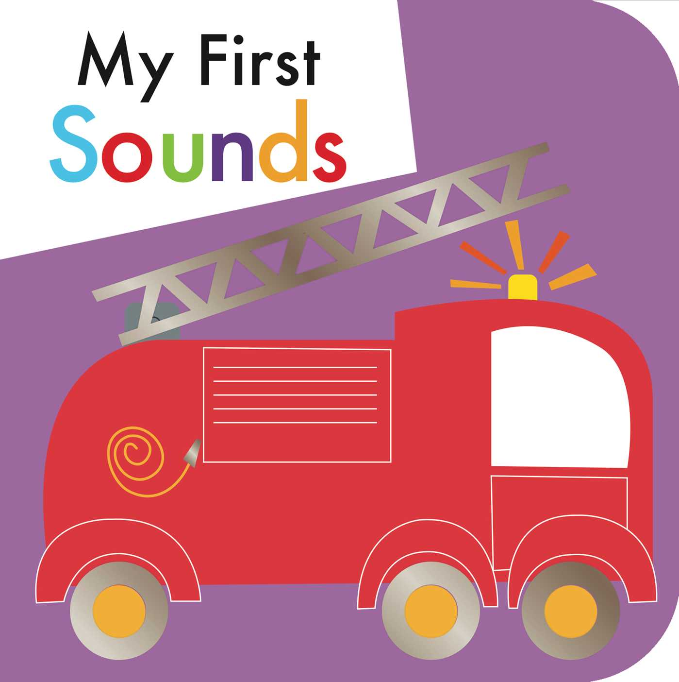 My First Sounds (Part of My First) Illustrated