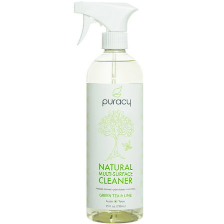 - Puracy Natural Multi-Surface Cleaner - Green Tea & Lime