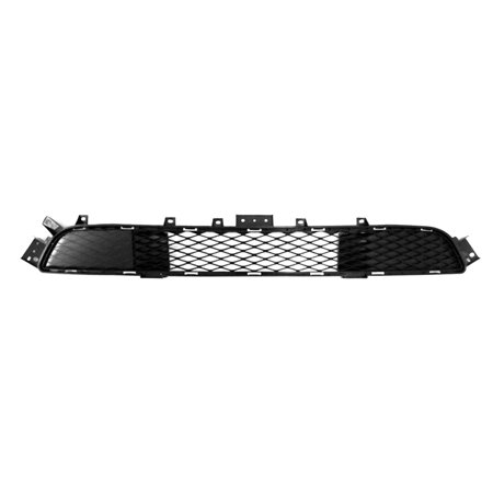 Bumper Grille Replacement (CPP Replacement Front Bumper Cover Grille IN1036104 for 2014-2015 Infiniti Q50 )