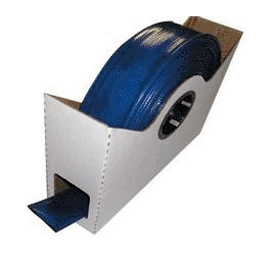 Abbott Rubber 1-13012PTV Water/Discharge Hose, Blue PVC, 1.5-In. I.D. x 1-11/16-In. O.D. x 50-Ft.