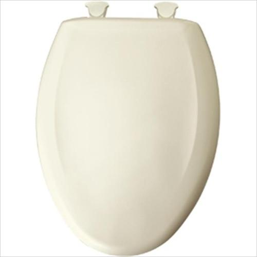 Church 380SLOWT Plastic Elongated Slow-Close Toilet Seat,...