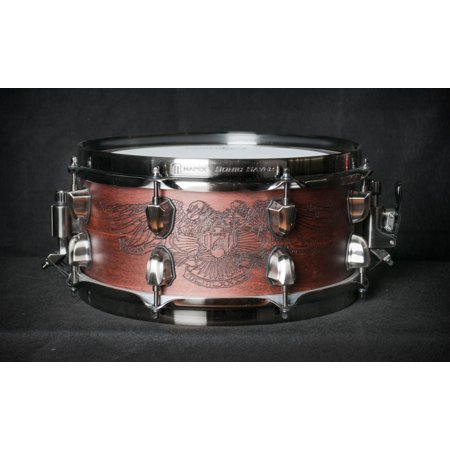 mapex warbird chris adler artist inspired black panther snare drum 12 x 5 5 in. Black Bedroom Furniture Sets. Home Design Ideas