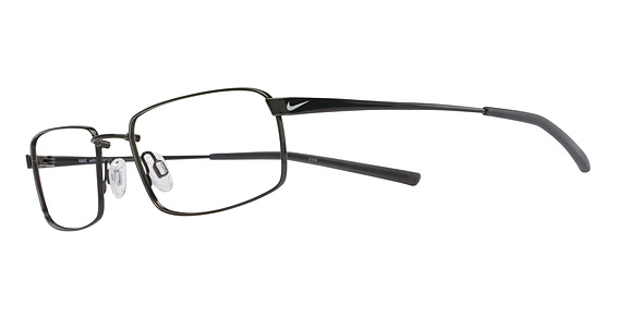 Nike NIKE 4193 Eyeglasses 001 Black Chrome